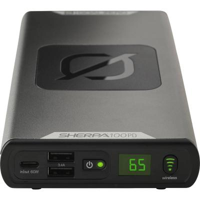 Cargador sherpa 100pd smart