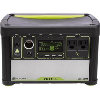 Generador litio yeti 400