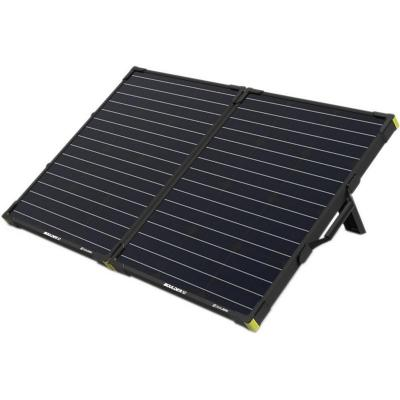 Panel solar briefcase boulder 100