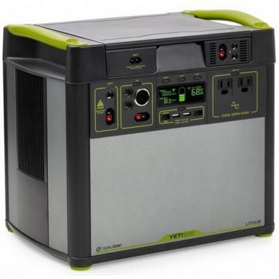 Generador litio yeti 3000