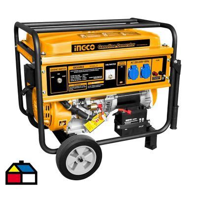 Generador a gasolina 5.5 kw