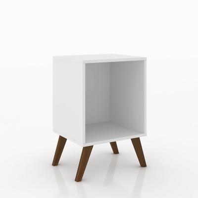 Velador nicho blanco 57x35x40 cm