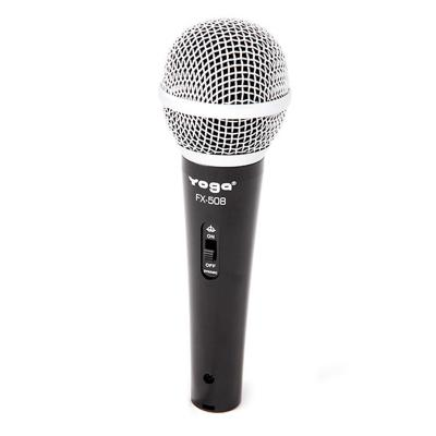 Micrófono vocal alámbrico xlr-plug yoga