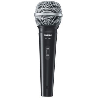 Micrófono vocal dinámico sv100