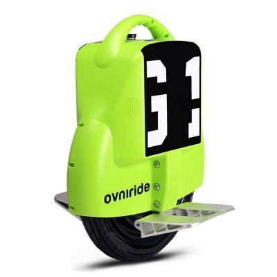 Monociclo eléctrico 18kph verde
