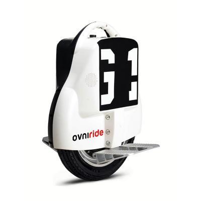 Monociclo eléctrico 18kph bicolor negro blanco