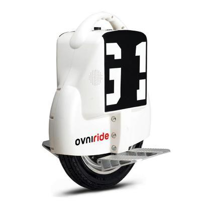 Monociclo eléctrico 18kph blanco