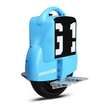 Monociclo eléctrico 18kph azul