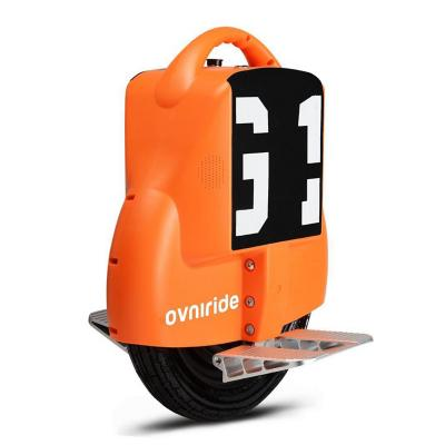 Monociclo eléctrico 18kph naranja
