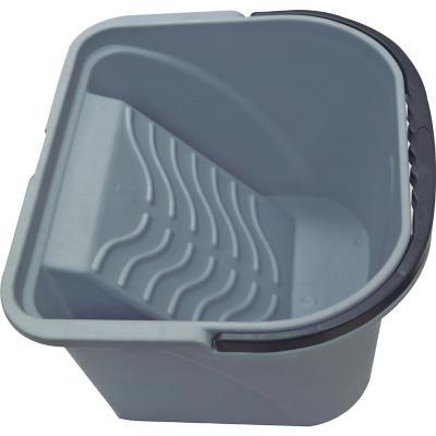 Balde ergonomico porta pintura hasta 6 litros
