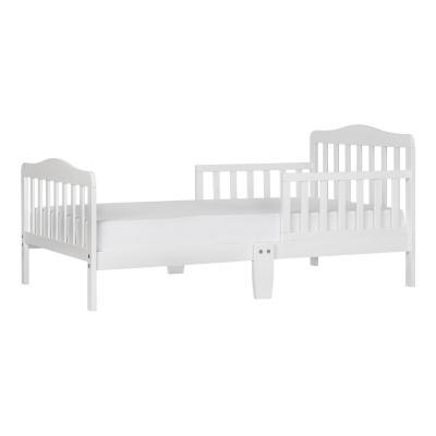 Mini cama 134x73x110 cm blanca