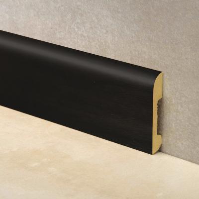 Guardapolvo EPS Classic 10x68 mm 2,4 m wengue - 10 unidades