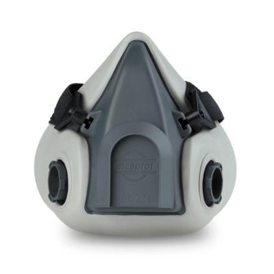 Kit respirador talla m + filtro mgv/mhe-500