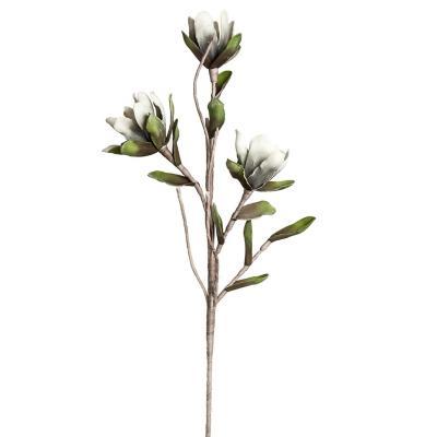Vara artificiales 3 flores goma eva