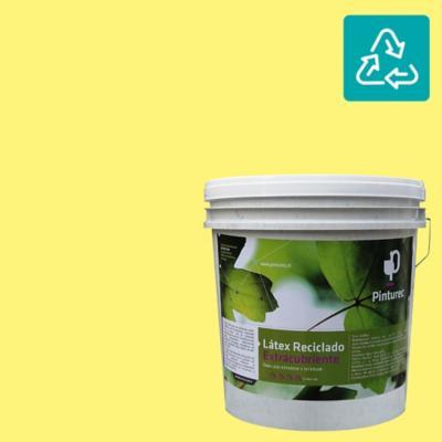 Latex reciclado extracubrien amarillo patagonia 4g