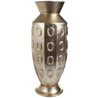 Jarrón decorativo Metálico Dorado 52 cm