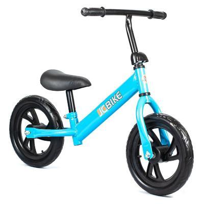 Bicicleta de balance para niños de 1 a 6 años 12 azul