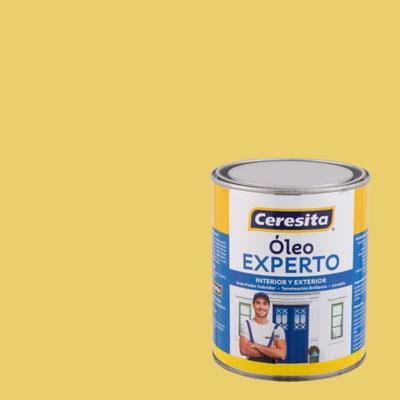 Oleo experto crema 1/4 galón