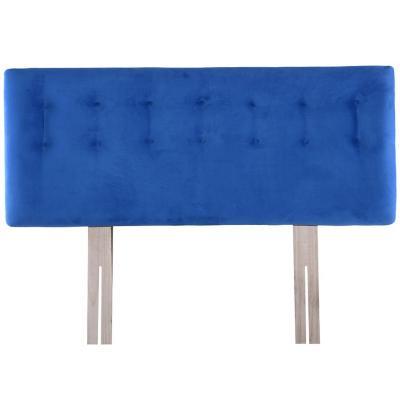 Respaldo 185x9x80 cm azul rey
