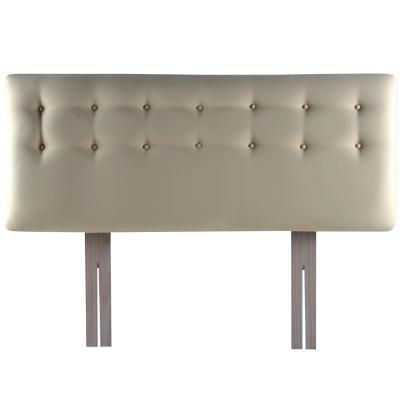 Respaldo 150x7x60 cm beige