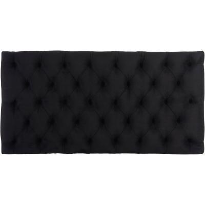 Respaldo 110x9x80 cm negro