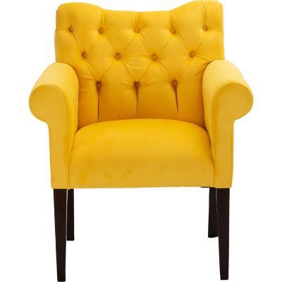 Sitial 54x50x92 cm amarillo