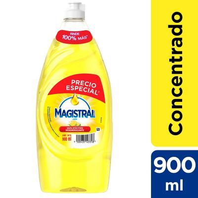 Lavalozas 900 ml limón