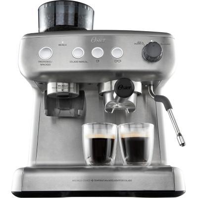 Cafetera con molinillo baristamax