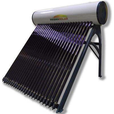 Termo solar presurizado heat pipe  162 l