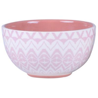 Bowl 12,3x6,5 cm colores cerámica