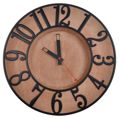 Reloj mural decorativo aspen 35 cm