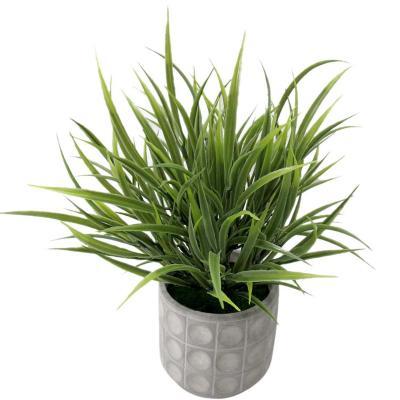 Planta decorativa artificial dracaena 28 cm
