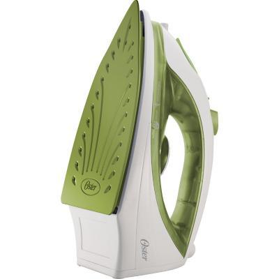 Plancha a vapor verde