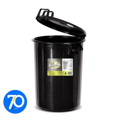 Basurero 51 litros con tapa polipropileno