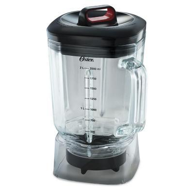 Vaso de vidrio 2 litros para licuadora xpert Series