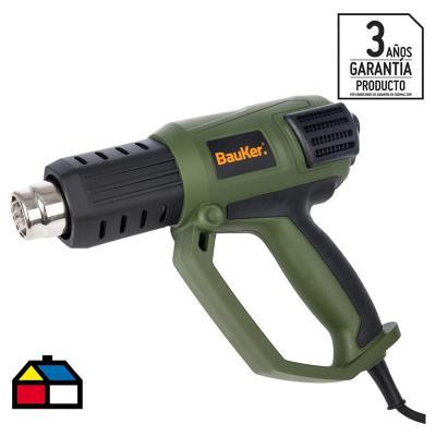 Pistola de calor eléctrica 2000 W