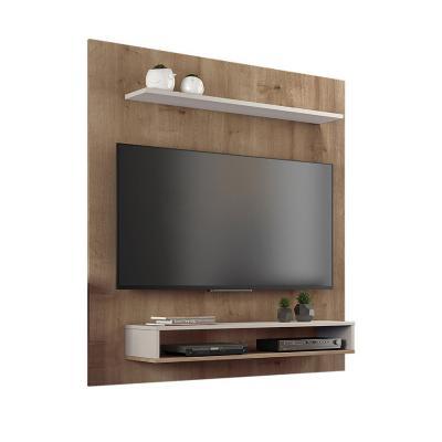 Panel tv 50¿  con repisa interior