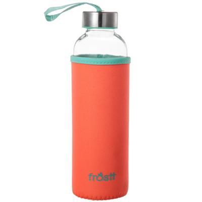 Botella de vidrio colores 550 ml