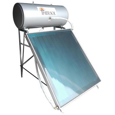 Termo solar placa plana indirecto 154 l
