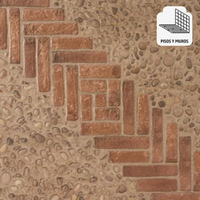 Cerámica española 45x45 antideslizante 1,42 m2