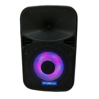 Parlante activo 8¿ 50w / micrófono / bluetooth