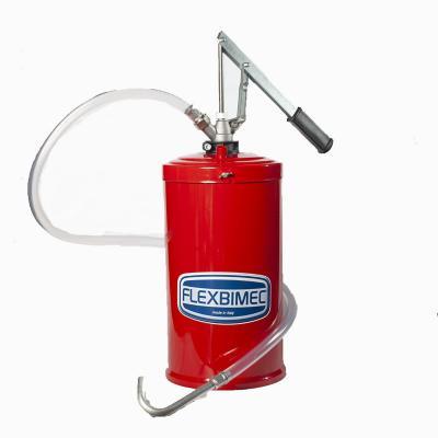 Dispensador de aceite con depósito de 16 litros