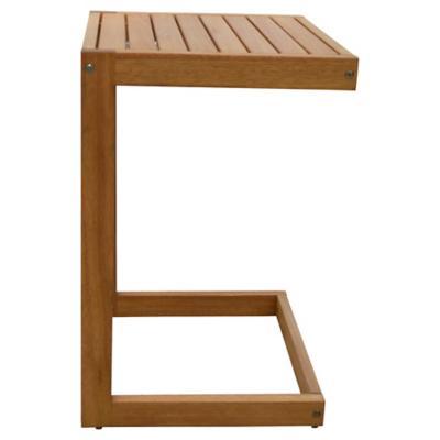 Mesa de apoyo para terraza