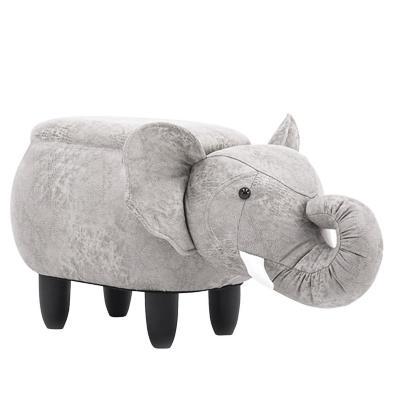Banca infantil elefante 35x37x74 cm