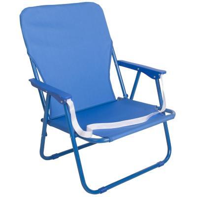 Silla sand chair text