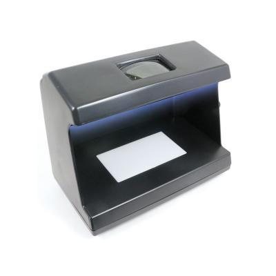Detector de billetes falsos uv