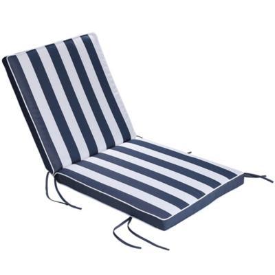 rpto cojín para silla azul