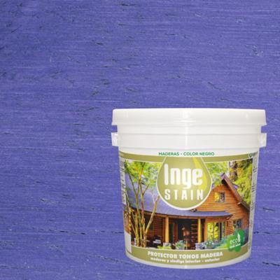 Stain protector maderas base agua 1 gl azul