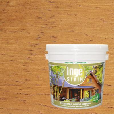 Stain protector maderas base agua 1 gl castaño