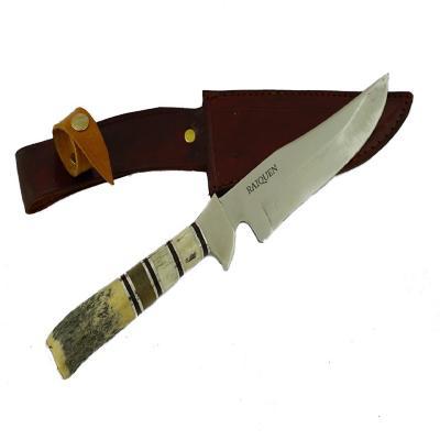 Cuchillo artesanal acero inoxidable 29 cm